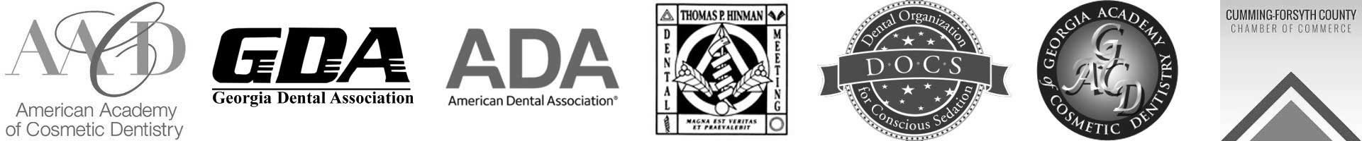 Dental Associatons logos